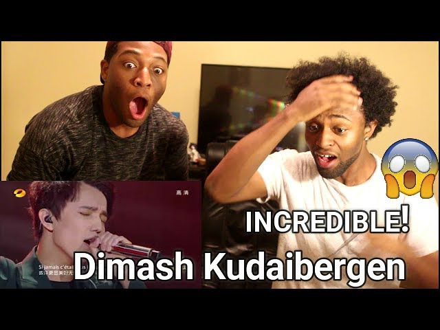 DIMASH - A SOULS PLEA FOR HELP (REACTION)