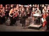 Всероссийский юношеский симфонический оркестр пу Юрия Башмета. Полёт шмеля.