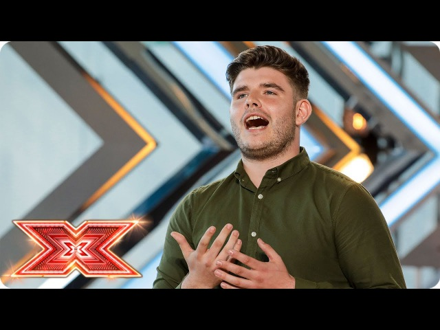 Nan's the word for Lloyd Macey | Auditions Week 1 | The X Factor 2017