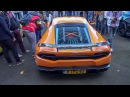 СУПЕРКАРЫ Huracan, Anti-Lag Skyline, G-Power M3, Capristo R8