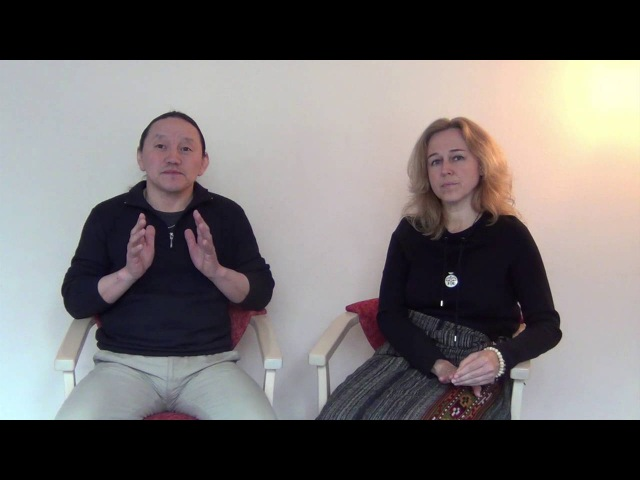 Александр Артемьев (Кулан) и Юлия Лагун - Мужчина и Женщина. Исцеление в любви.