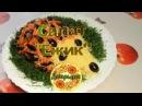 5 вкусных салатов Простые рецепты салатов