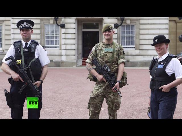 Критическая угроза: как изменился Лондон после теракта в Манчестере