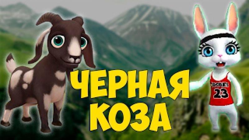 Черная Коза! Веселая заводная прикольная песня переделка попурри от ZOOBE Муз Зайка