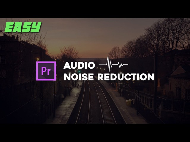 Hilangkan Audio Noise Hiss Menggunakan Adobe Premiere Pro CC 2015 EASY