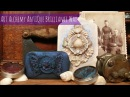 Art Alchemy Antique Brilliance Wax - video guide and tutorial