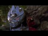 Guyver Dark Hero fight scene - Machete Standoff (The Raid Redemption)