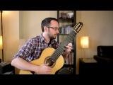 Niccolo Paganini - Grand Sonata for Guitar and Violin. Allegro Risoluto