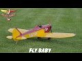 Seagull Models   Fly Baby 10cc ARF