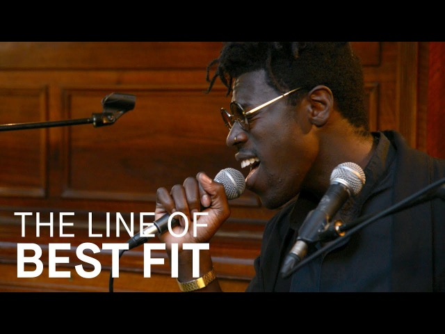Come To Me by Björk covered by Moses Sumney for The Line of Best Fit