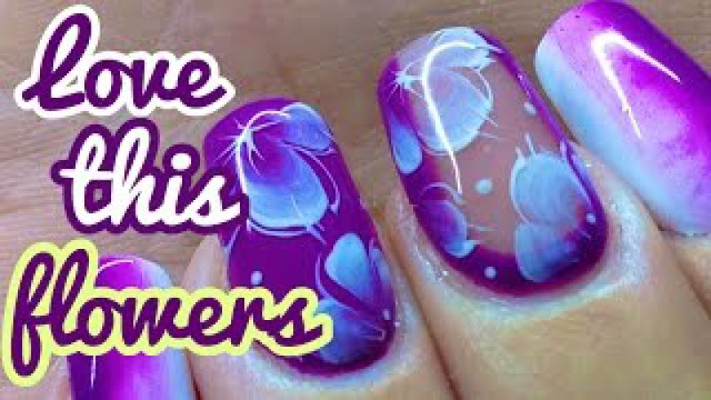 The easyest nail art design in the WORLD EVER! Nail Art Hacks.