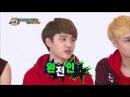 주간아이돌 - (Weekly Idol EP.103) EXO BaekhyunChenD.OXiumin High pitched tone battle!