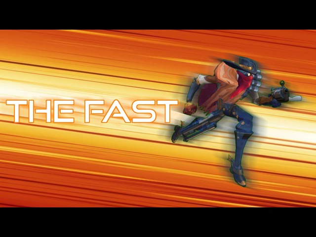 I am The Fast