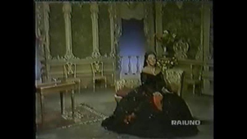 Virginia Zeani E strano...Sempre libera La traviata