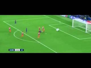 Claudio Bravo Amazing Double Save! Barcelona vs Manchester City 2 0 UEFA Champions League 2016