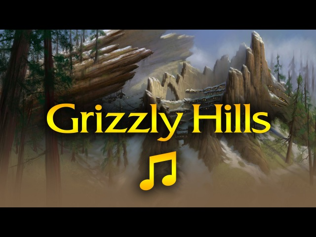 World of Warcraft - Music Ambience - Grizzly Hills