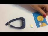 Как вставить SIM-карту в Детские Умные Часы Q50, Q90, Q100