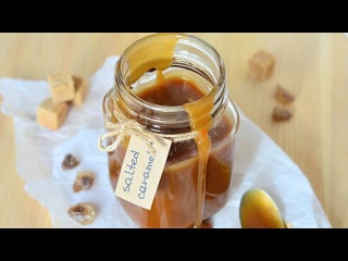 Соленая карамель ☆ Salted caramel