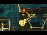 Linkin Park - Rebellion ft Daron Malakian Live 2014 #feat_songs #linkinpark #DaronMalakian from #systemofadown #ScarsonBroadway