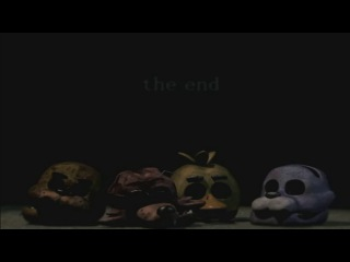 Five Nights at Freddy's 3 - Good ending [1080p]