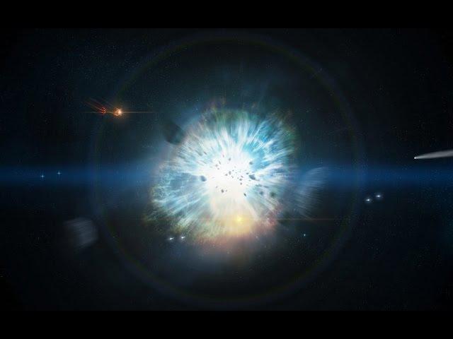 Вселенная. Сверхновая Звезда