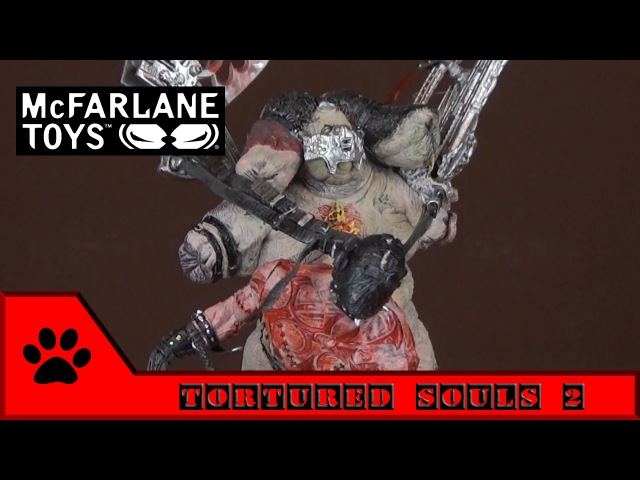 McFarlane Toys: Clive Barker's Tortured Souls 2: The Fallen - Suffering Bob (17)