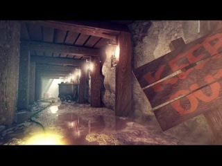 Project Part 1 Modeling and Texturing the Mineshaft