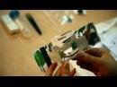 Foldscope. Распакова и сборка бумажного микроскопа!