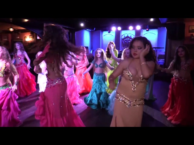 BELLYDANCE TEACHER'S PARTY 2017