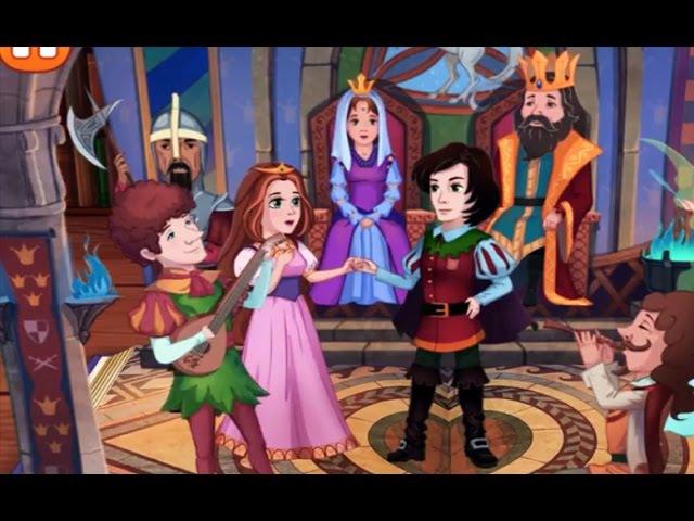 Спящая Красавица - Анимационная Сказка Для Детей На Ночь ♦ сказка