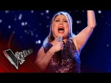 Liza Baker performs 'Alone' Blind Auditions 4 The Voice UK 2017