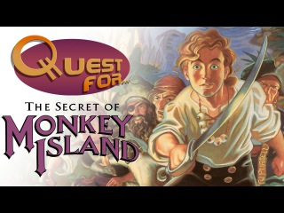 Quest for... - [ОБЗОР] The Secret of Monkey Island