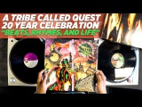 Discover the Classic Samples Used By A Tribe Called Quest - 'Beats, Rhymes, And Life'