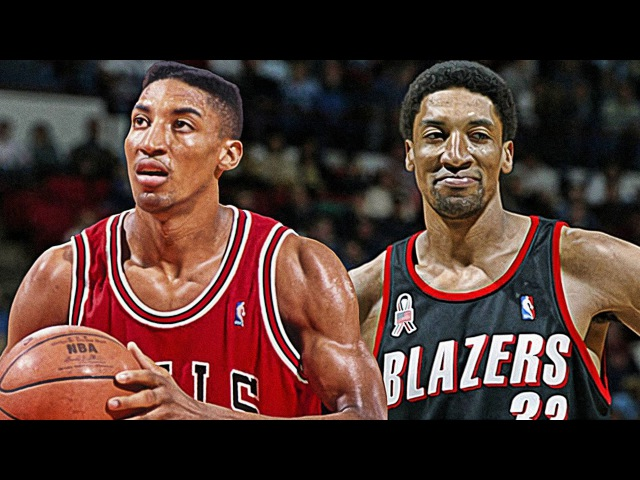 Scottie Pippen's BEST Dunk Each Year In The NBA! (1987-2000 Seasons)