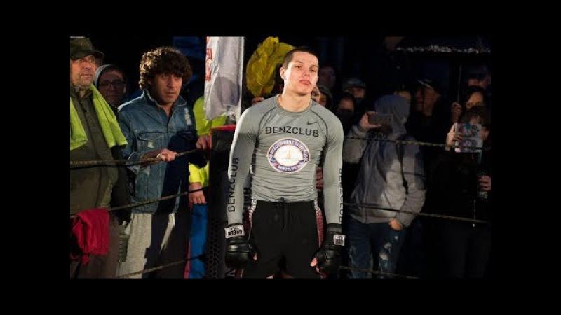RUGBY PLAYER vs PRO Fighter MMA, Revenge !!