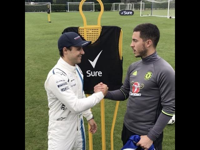 Instagram post by Felipe Massa • May 17, 2017 at 11:42am UTC