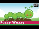 Fuzzy Wuzzy Caterpillar Life Cycle of a Butterfly Animation Nursery Rhymes For Kids