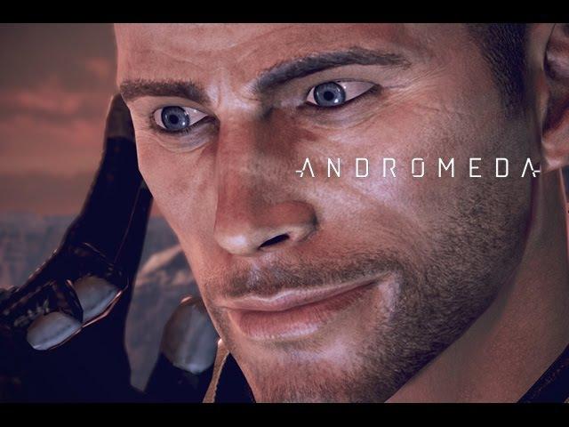 Supar secret shepard cameo (Mass Effect Andromeda)
