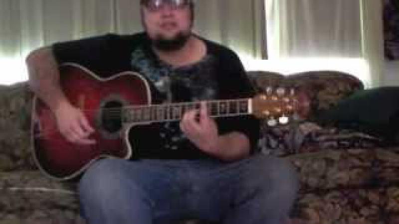 Breaking Benjamin - I Will Not Bow Acoustic Cover By Steve Glasford » Freewka.com - Смотреть онлайн в хорощем качестве