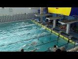 Областные соревнования по ПЛАВАНИЮ на призы олимпийского чемпиона Юрия МУХИНА