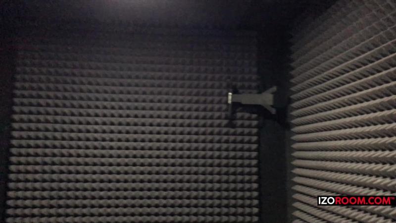 Звукоизоляционная кабина IzoRoom™ Comfort | Размер 1.35x1.35m, с активной вентиляцией