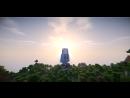 [Minecraft] часть 2,играю на Мини-Играх,SkyWarp BedWarp