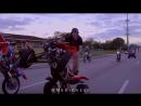 Bikelife Miami MLK RideOut 2017 Ep. 3 Стантрайдинг