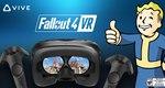 На сайте HTC Vive при покупке шлема виртуальной реальности можно получить Fallout 4 VR в подарок.