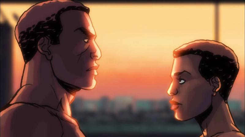 Рыцари Marvel. Чёрная Пантера — эпизод 2 (2010) [Marvel Knights Animation: Black Panther]
