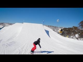 Будущее австралийского сноубординга