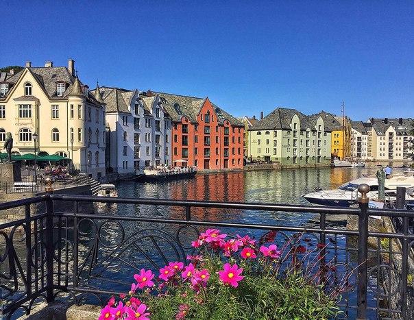 Роскошные пейзажи Норвегии - Страница 20 0nd9KA6n-c4