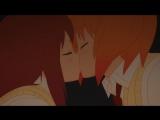 Юри моменты из аниме #8  | Anime Yuri Moments / hentai / хентай