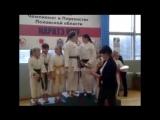 Первенство и Чемпионат Псковской области по каратэ версии WKF -декабрь 2016г.