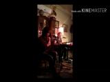 Ян Бедерман и Алексей Рябов- импровизация жизни 17.05.17 (ресторан-клуб «Дача на Покровке».)